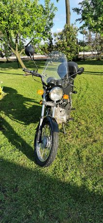 Sprzedam motor Romet rm 125