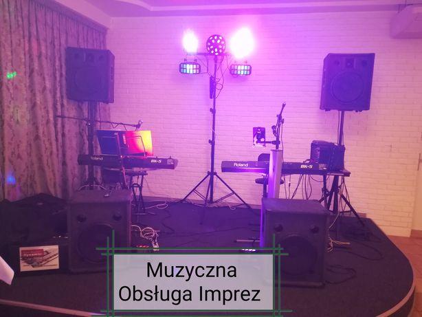 Muzykant DJ Wodzirej Zespół muzyczny DYNAMIC sprzeda mikrofon sekaku