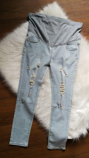 Spodnie ciążowe roz. L nowe 38/40