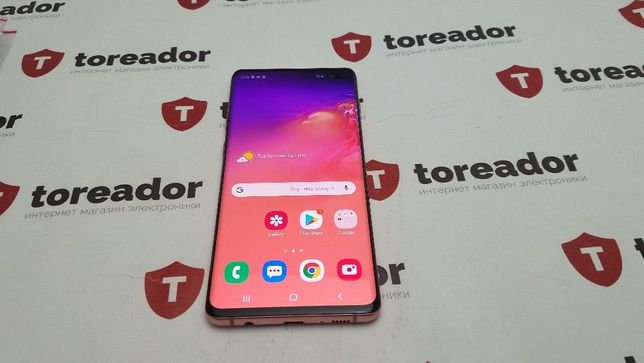 Самсунг С10+ Samsung Galaxy S10 plus 128gb Pink 470$ S10/Note 10/S9/S8