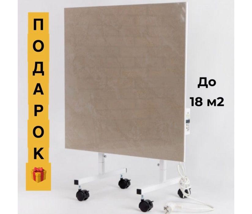Обогреватель настенный Optilux К 700НВ керамическая панель Кременчуг - изображение 1