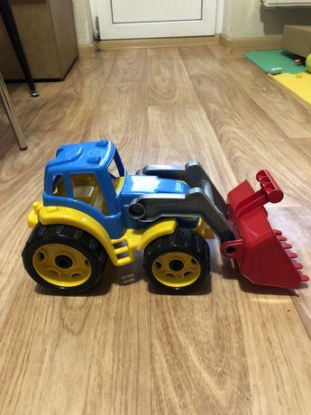 Трактор «Технок»