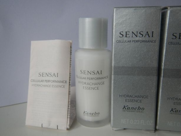 Kanebo Sensai CP Hydrachange Essence miniatura 7ml oryginalna