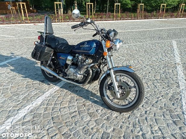 Suzuki GS suzuki gs 750 l