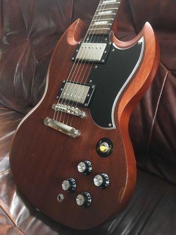 Gitara elektryczna Epiphone SG400 WB + pokrowiec