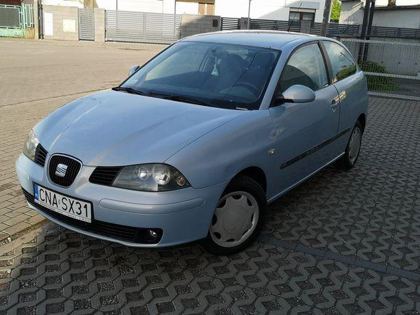 Seat Ibiza 1.4 Hatchback Klimatyzacja 2002r