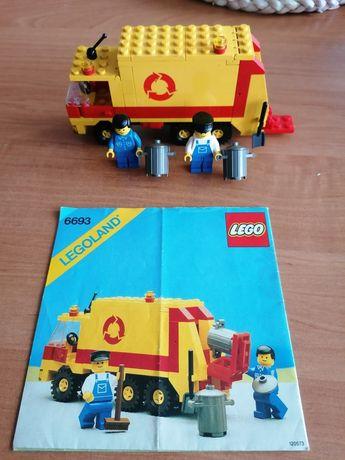 LEGO 6693 - śmieciarka