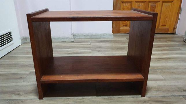 Stolik drewniany