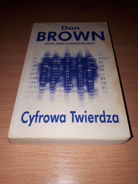Cyfrowa Twierdza - Dan Brown - powieść sensacyjna