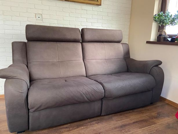 2-osobowa sofa z funkcją relaks