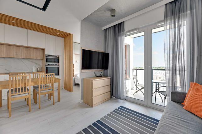 Nowe w pełni wyposażone mieszkanie Gdańsk Nowa Letnica