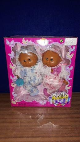 Caixa com 12 Bonecas (Casais de Gémeos) - Novo