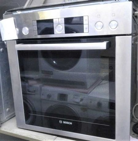 Комплект: духовка Bosch и индукционная поверхность Siemens