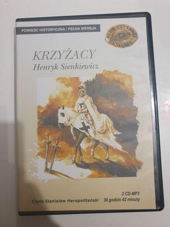 Krzyżacy Henryk Sienkiewicz audiobook