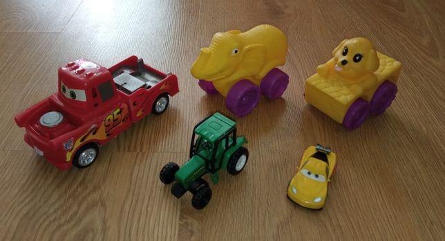 Samochody autka.