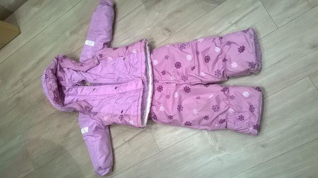 Зимний комплект куртка с комбинезоном OshKosh 12M