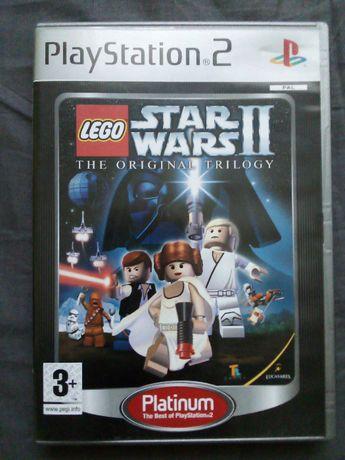 LEGO STAR WARS II The Original Trilogy, Gra PS2
