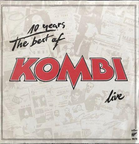 Kombi - The Best Of Kombi Live winyl