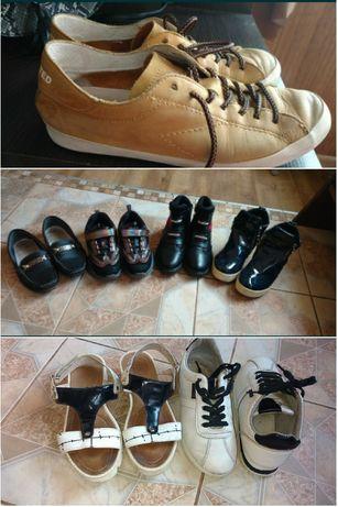 Кроссовки кожа кеды,демисезонная обувь,летняя обувь