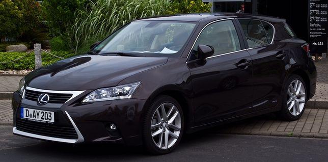 Lexus ct 200h запчастини