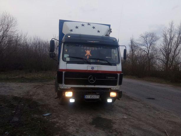 Мерседес грузовой 1422