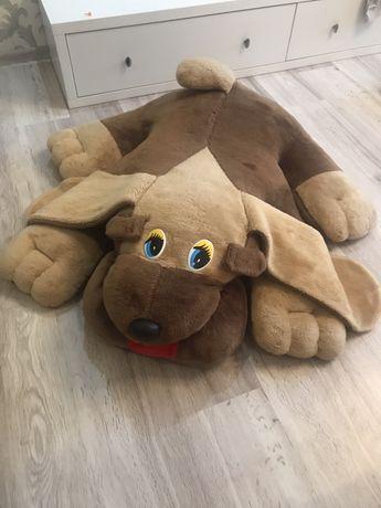 Большая мягкая игрушка пес, собака
