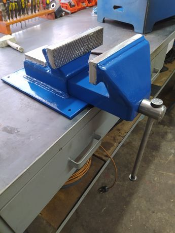 Imadlo stalowe  wlasnej roboty