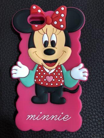 Capa Silicone Minnie