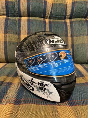 Мото Шлем HJC CS-R1 Samurai MC5 XL Мото Шолом