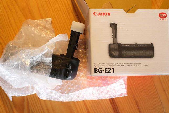 Punho - BG-E21 para Canon 6d Mark II (como novo)
