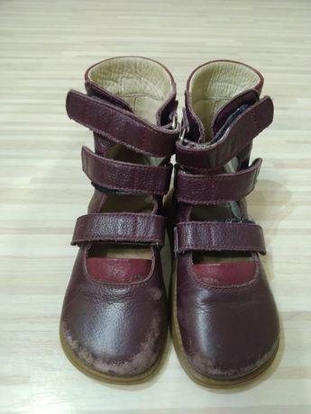 Ортопедические ботинки Ортофут 18 см