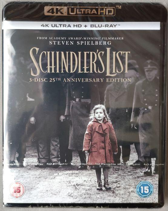 Lista Schindlera Schindlera List 4K PL Zamość - image 1