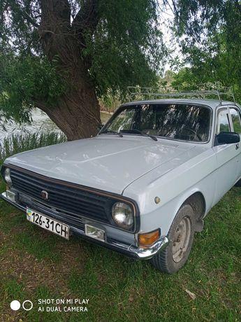 Автомобиль Волга, Газ 24