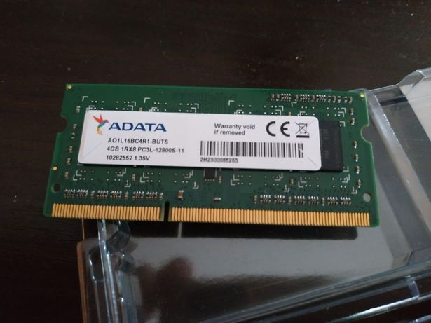 DDR3 4GB 1600 MHz do laptopa