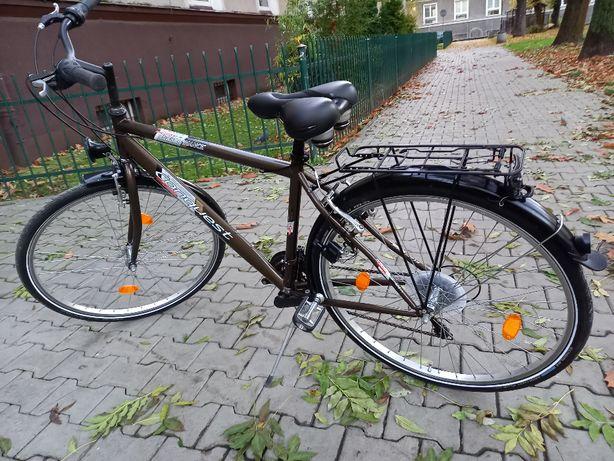 Piękny rower miejski CONQUEST PERFORMANCE 28 Shimano Kettler Okazja !!