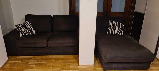Kanapa i Szezlong komplet Ikea PROMOCJA