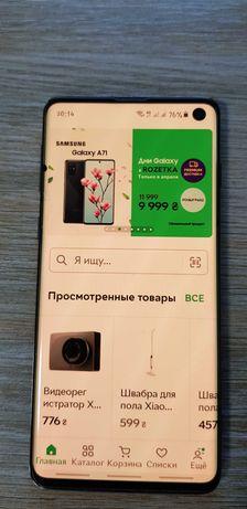 Продам Samsung Galaxy S10 SM-G973 DS 128GB Black