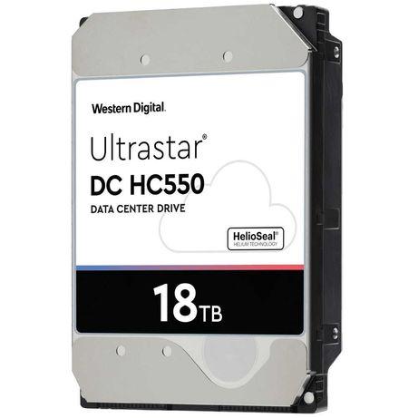 """HDD Western Digital 18 TB Ultrastar DC HC550 3.5"""" SATA III"""