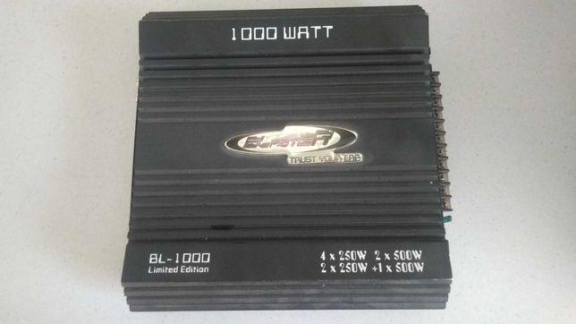 Усилитель автомобильный blaster bl- 1000