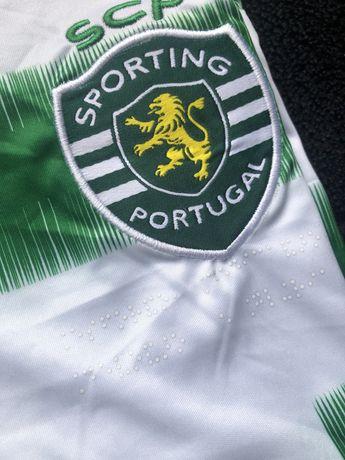 Camisola Principal Sporting 20/21 - Tam M