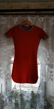 Платье на девочку 9-11 лет.