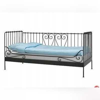 Łóżko metalowe 200x90 IKEA