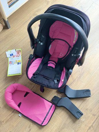 Автокресло kiddy evolution pro 2 для новорожденных