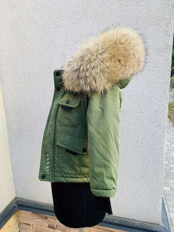 Опушка на куртку /опушка на парку/ пошив опушек/ пошив воротников