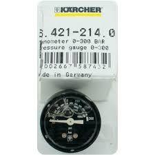 Manometr Oryginał Karcher HD 1090/1295/HDS 698/798 i inne