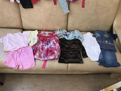 Одежда для девочки 86р