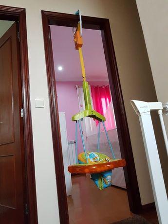 Saltador de porta para bébé marca Jané Air Jumper