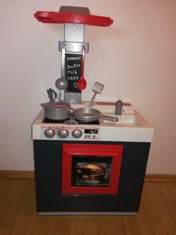 Kuchnia dla dzieci z akcesoriami (garnki + naczynia)