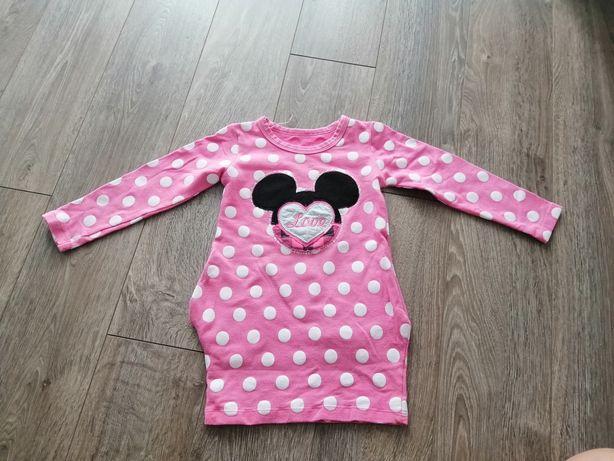 Sukienka, tunika dla dziewczynki 110
