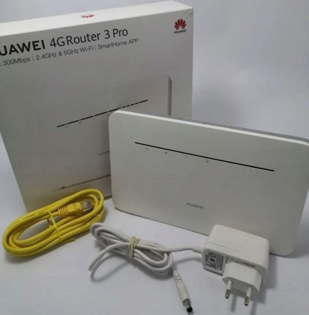 Router Huawei 4G 3 Pro B535-232 LTE 300Mbps